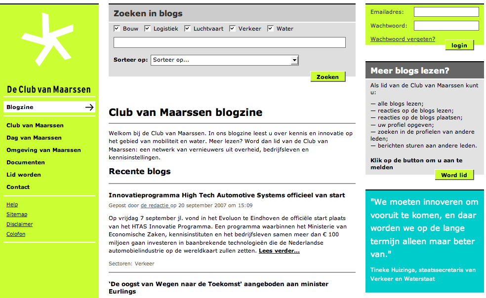 Club van Maarssen